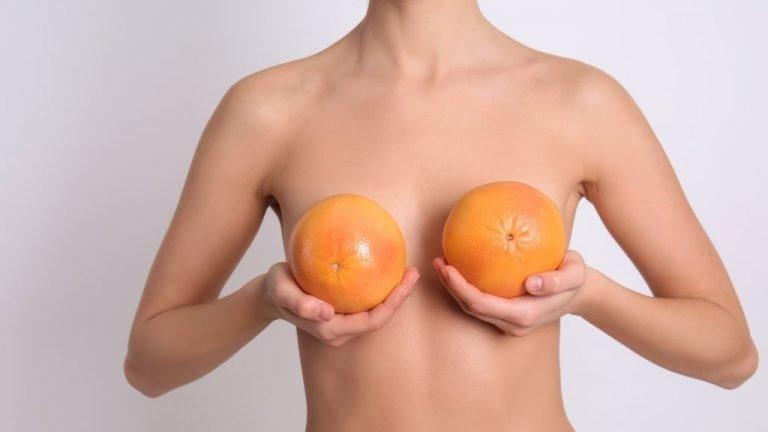 הגדלת חזה - מענבים לתפוזים